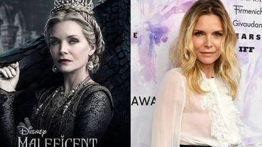 《黑魔女2》「英格麗皇后」蜜雪兒菲佛居然61歲!號稱【好萊塢最少整形】的女星,保養只靠吃OO