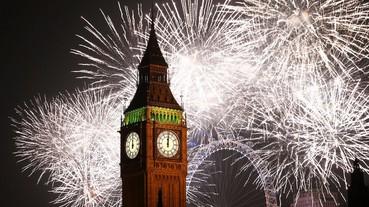 世界歷史上最美的各國跨年夜 你最想參加哪一個呢?