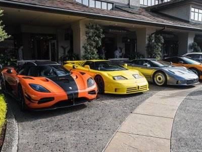 Inilah Daftar 5 Mobil Termahal Di Dunia