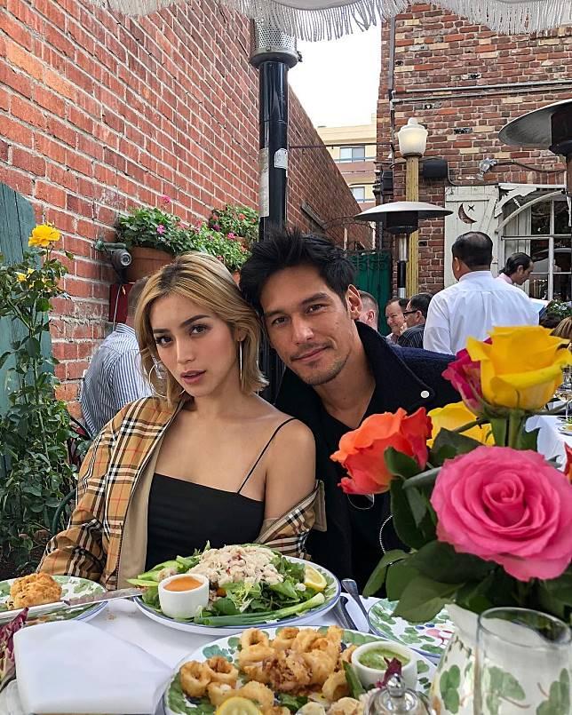 Jessica Iskandar Ketemu Calon Mertua, Netizen Terkejut dengan Wajah Ibunda Richard Kyle