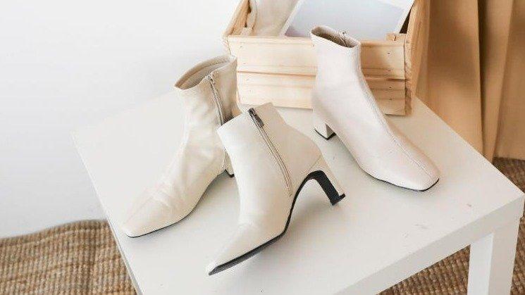 D+AF 入秋必備白靴穿搭心法! 3種穿搭打造清新造型