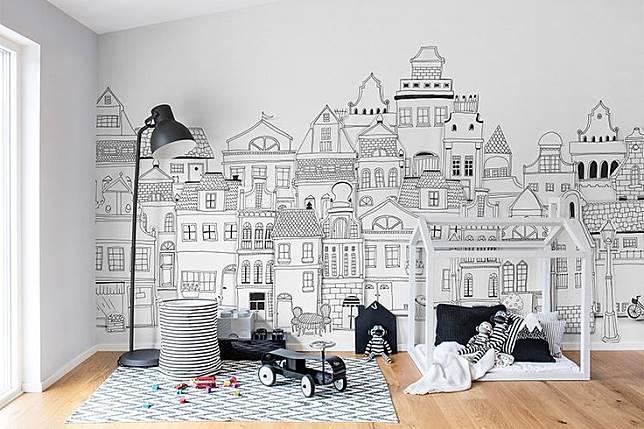 Dekorasi Dinding Nggak Perlu Mahal f7d3dcbfe5