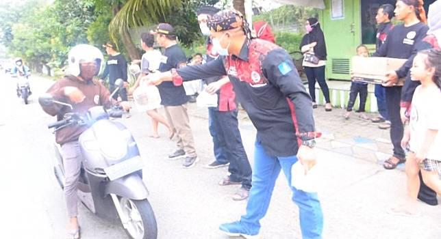 PPWN Korwil Tangerang Bukber dan Berbagi Takjil Gratis di Bulan Ramadhan