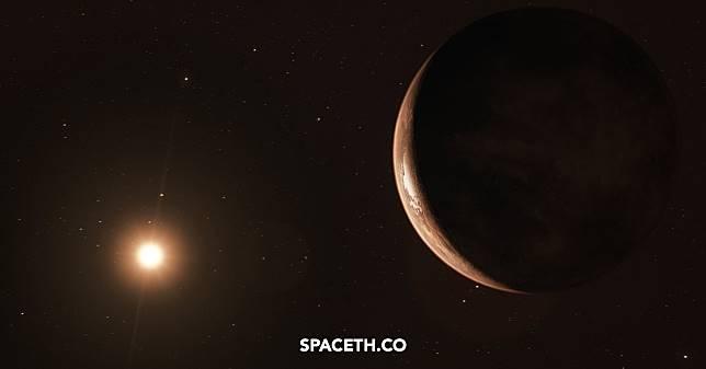 เป็นไปได้ที่จะมีโลกยักษ์ Barnard's Star b โคจรรอบดาวฤกษ์ที่ห่างไปเพียง 6 ปีแสง