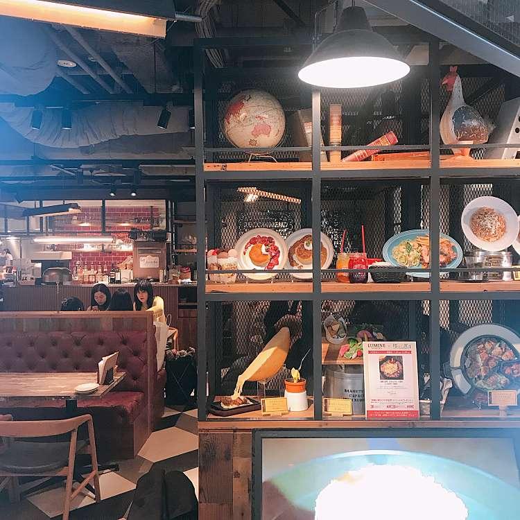 実際訪問したユーザーが直接撮影して投稿した西新宿ダイニングバーレ・アミーケ  ルミネ新宿店の写真
