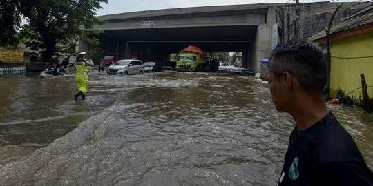 Lima Kecamatan di Tangerang Terendam Banjir, Ketinggian Air Capai Satu Meter