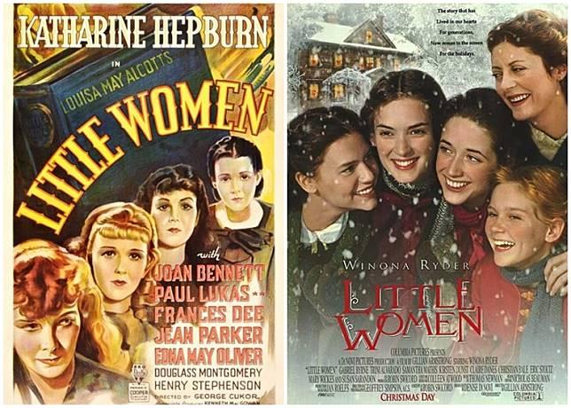 《小婦人》被多次拍成電影。