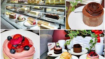 【台北甜點】東京巴黎甜點 #彌月蛋糕 #巴黎燒燉布蕾 #下午茶 #甜點 #松江南京站