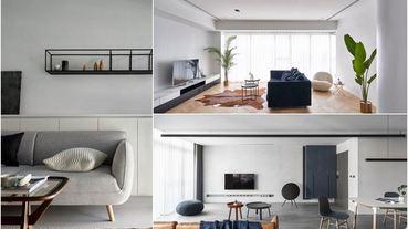 極簡美真的讓收納量倍增了!揭祕簡約風格下誕生 4 個屋主有感的實用住宅機能