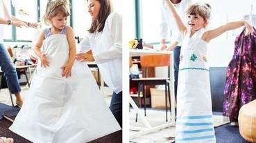 超萌4歲女童成美國品牌J.Crew設計師?她的創意讓大人都自嘆不如!