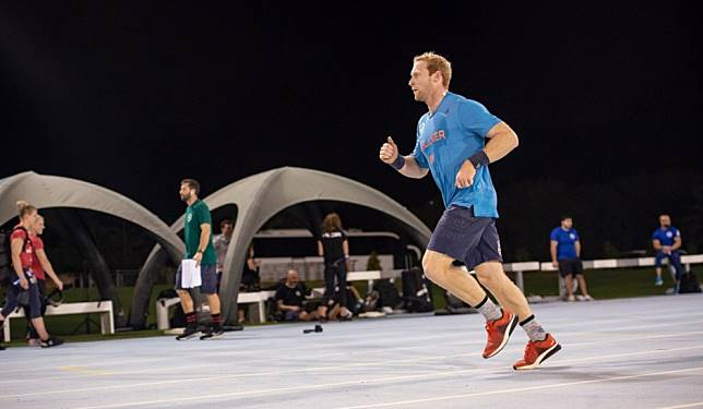 Dubai CrossFit Championship: Patrick Vellner having his cake and eating it too