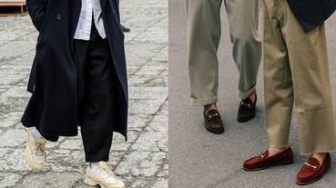 寬褲到底怎麼搭?駕馭「九分寬褲」的 7 個鞋款造型重點提示