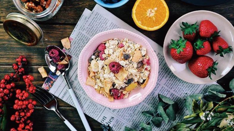 放完假但體重回不來?過年吃胖的,讓「燕麥」幫你將脂肪換成健康