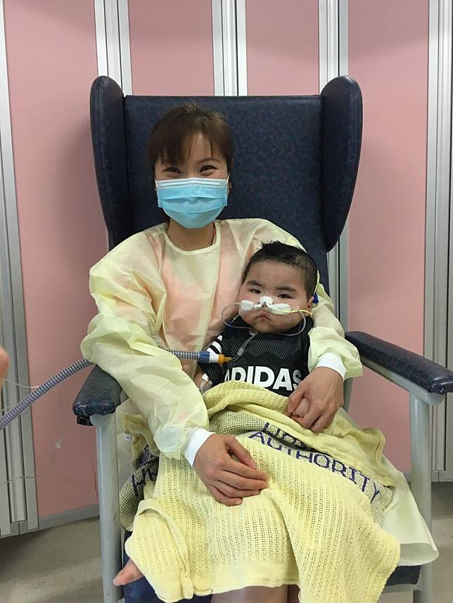 Toddler suffering from rare genetic disease undergoes successful heart transplant, making him the youngest ever such patient in Hong Kong