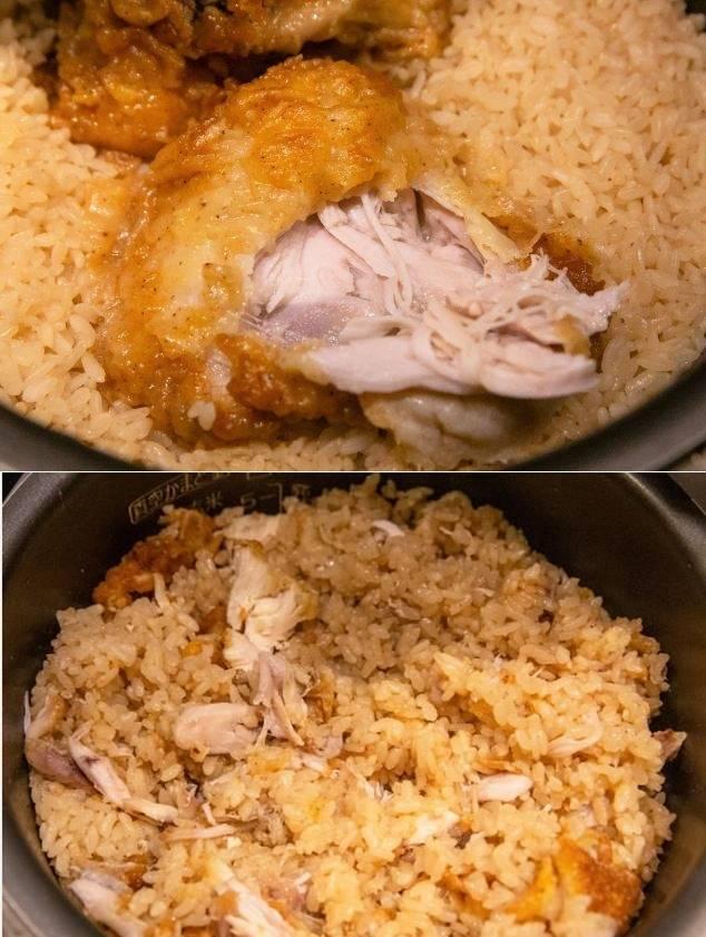 Viral Resep Nasi Dimasak Bareng Ayam Kfc Hasilnya Bikin Ngiler