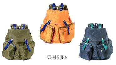 日本品牌sacai x PORTER 推出聯名背包及腰包,4款顏色同樣吸引!