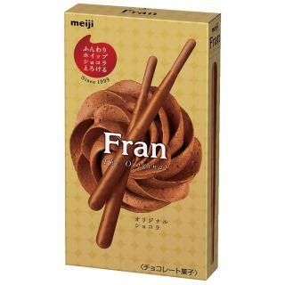 明治 フラン オリジナルショコラ 9本入り