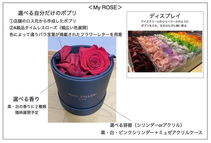 re:ROSE「My ROSE」