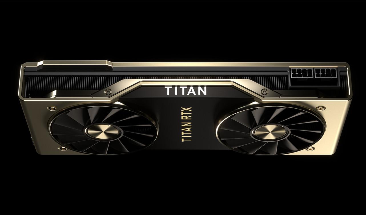 NVIDIA 將於 12 月發售 Titan RTX,各項規格與 Quadro RTX 6000 十分相近