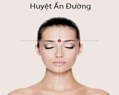 Cứ dùng tay ấn vào 5 điểm trên mặt, đau đầu nặng cỡ nào cũng khỏi sau 5 phút