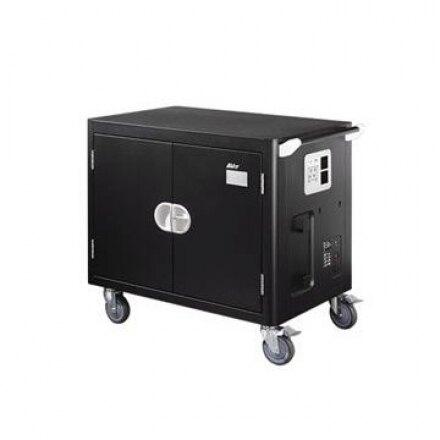 AVer C36i平板與筆記型電腦充電車【充電、儲存及保護高達36台各品牌平板與筆電(14