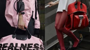「Longchamp by Shayne Oliver 聯名系列」解構變形 Longchamp 經典 Le Pliage 手袋 賦予「旅行」無限可能!