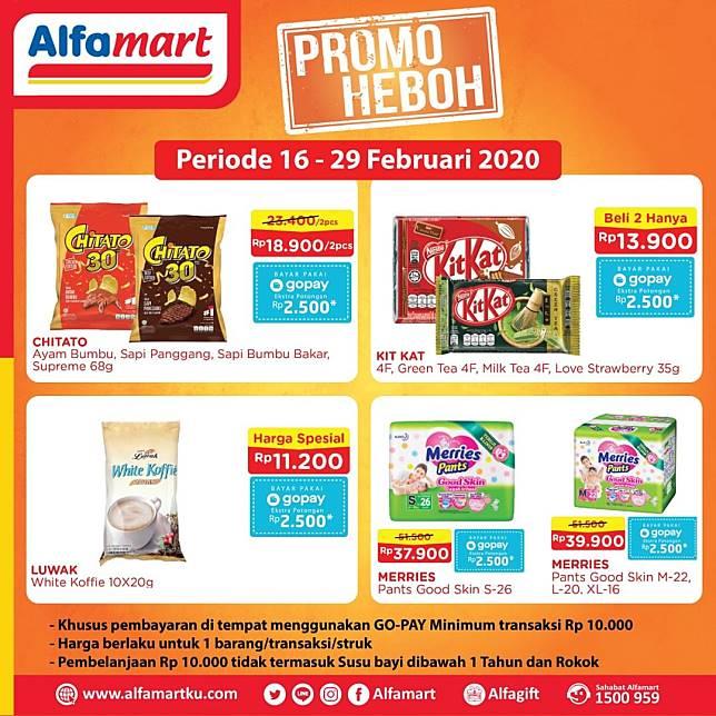 Alfamart Promo Heboh