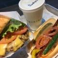DBLShackBurger - 実際訪問したユーザーが直接撮影して投稿した丸の内ハンバーガーシェイクシャック 東京国際フォーラム店の写真のメニュー情報
