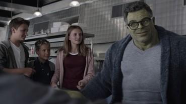 這也有彩蛋!?《復仇者聯盟 4》和教授浩克「討合照的女孩」其實大有來頭!