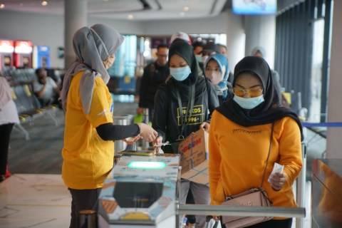 Jelang Larangan Mudik, 132 Ribu Penumpang Tiba di Pelabuhan Bakauheni Lampung (1)
