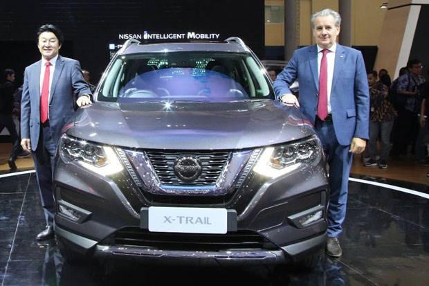 New Nissan X-Trail Resmi Hadir di Indonesia