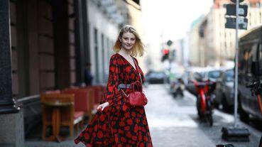 過年穿搭非紅不可!12件喜氣爆棚的「紅色長袖洋裝」推薦 幫你召喚一整年的好運氣