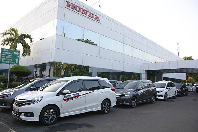 Rekor Baru, Adu Irit BBM Honda Mobilio Tembus 28 Km/Liter
