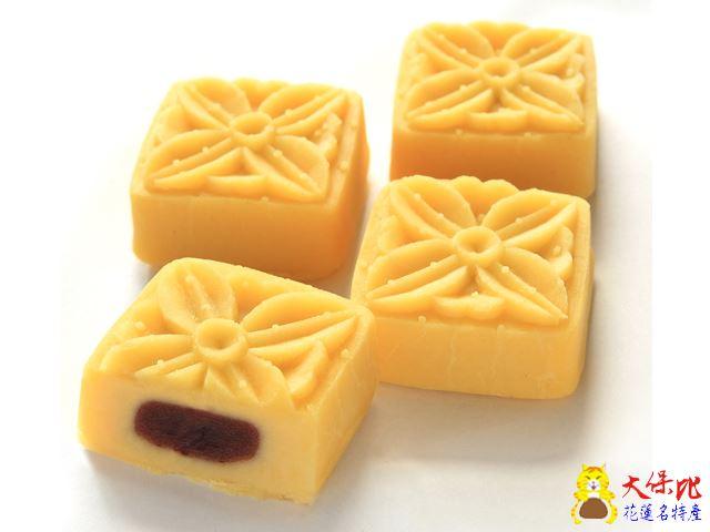 花蓮名產冰心綠豆糕 (6盒1箱) | 花蓮名產 | 伴手禮 | 名產 | 冰心綠豆糕 | 綠豆糕 | 大保比 | 團購 | 辦公室團購 |