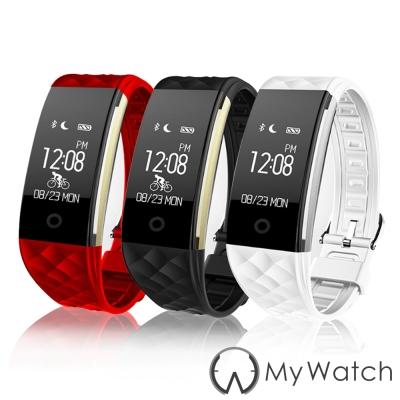 My Watch-第七代 IP67防水心率監測運動藍牙智慧手環 S2