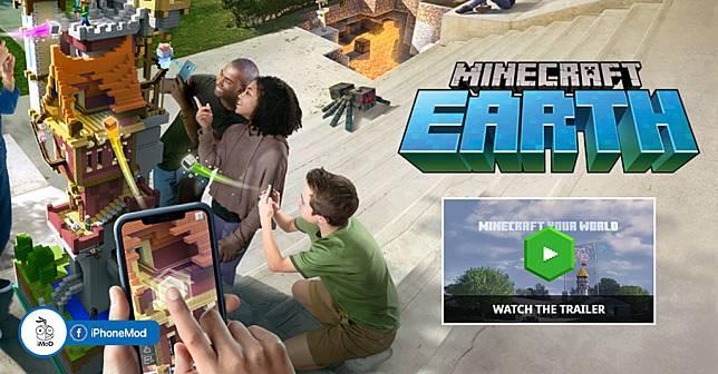 Minecraft Earth Ar Game Prepare Release Beta Cover