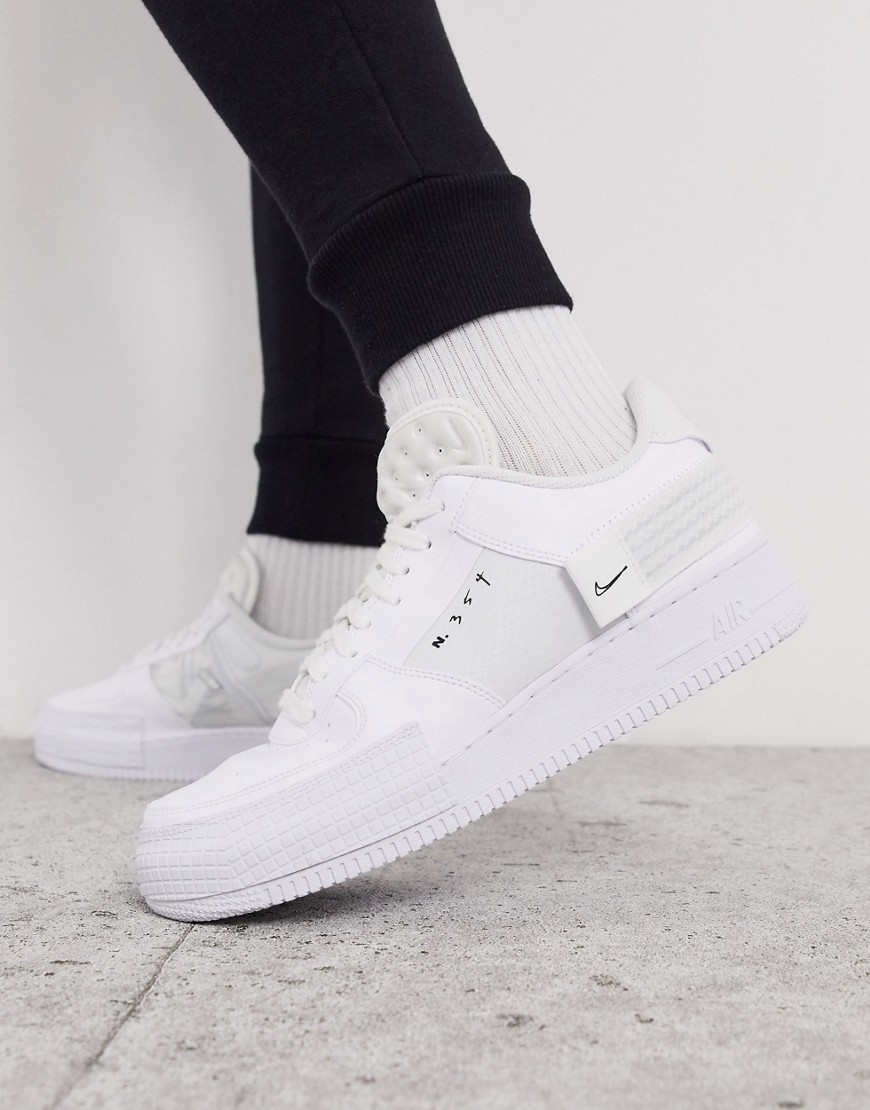 Trainers by Nike This item is excluded from promo Lace-up design Padded tongue Branded details to to