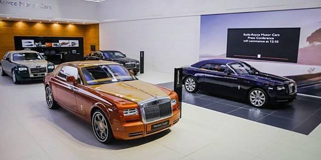 Rolls-Royce Phantom (Ilustrasi/Topspeed)