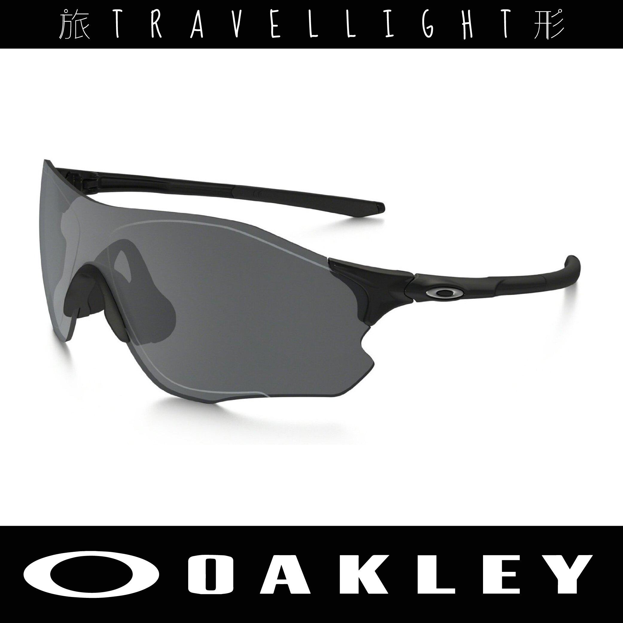【Oakley】太陽眼鏡 運動基本款 EVZero™ Path Black 9313-01 Travellight旅形。人氣店家Travellight 旅形的OAKLEY 美國、太陽眼鏡有最棒的商品。