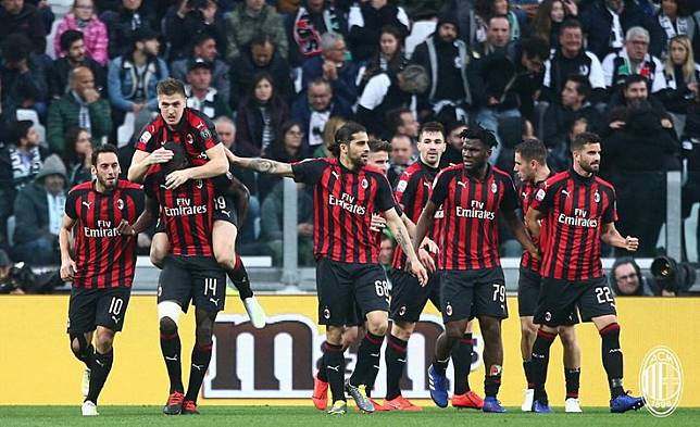 Milan Tak Kunjung Menang, Pertanda Gagal Lolos ke Liga Champions?