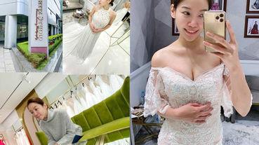 婚紗推薦 韓國藝匠 完全預約制,專人專屬包廂,純正韓式婚紗禮服設計簡單大方,超細柔裙襬幅度讓60kg小編也有好身材!