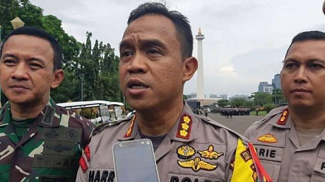 Pengamanan Debat Terapkan 4 Ring, Pendukung Diminta Nobar di Luar GBK