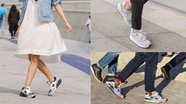 New Balance 球鞋超百搭!韓國少男少女這樣穿