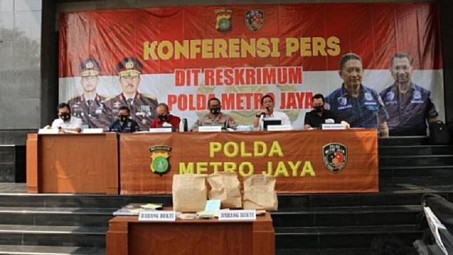 Diduga Bunuh Diri, Hasil Tes Urine Editor Metro TV Yodi Prabowo Positif Amfetamina