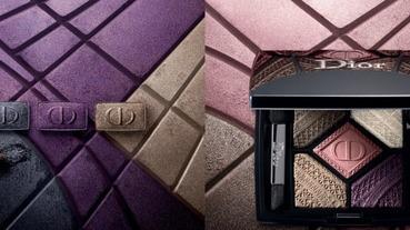 Dior超美眼影盒登場,女孩們讓艾菲爾鐵塔躍上雙眸吧~