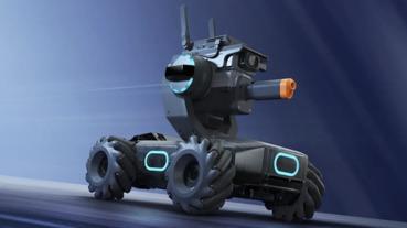 玩膩了空拍機? DJI 專利揭露「攝影無人車」存在