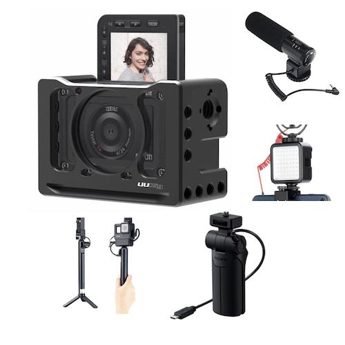 【64G全配】SONY 索尼 DSC-RX0M2G 4K 迷你數位相機 RX0II 公司貨 贈充電組