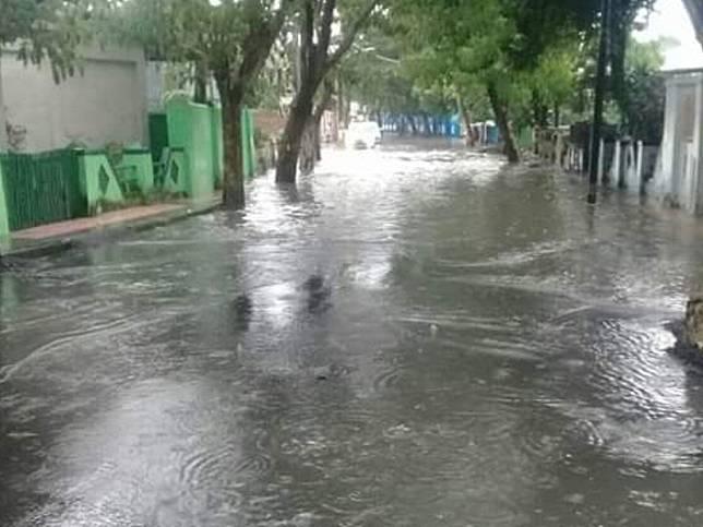 Hujan Sejak Subuh, Bantaeng Kebanjiran