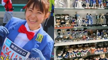 超狂!日本最強《名偵探柯南》23 年鐵粉 周邊蒐藏 5 萬件、劇場版至少刷 10 次起跳!