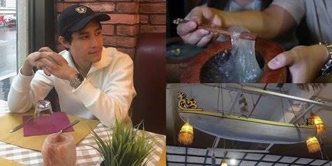Bisnis Kuliner Begini Potret Rumah Makan Teuku Rassya Di Lantai